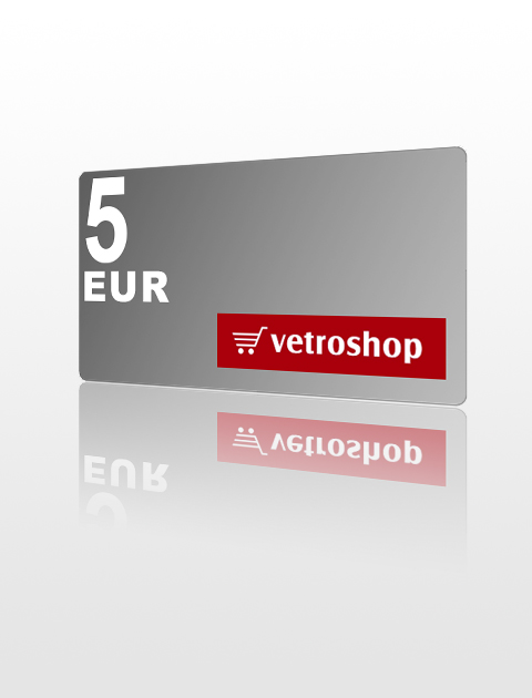 5 EUR poukážka do vetroshop