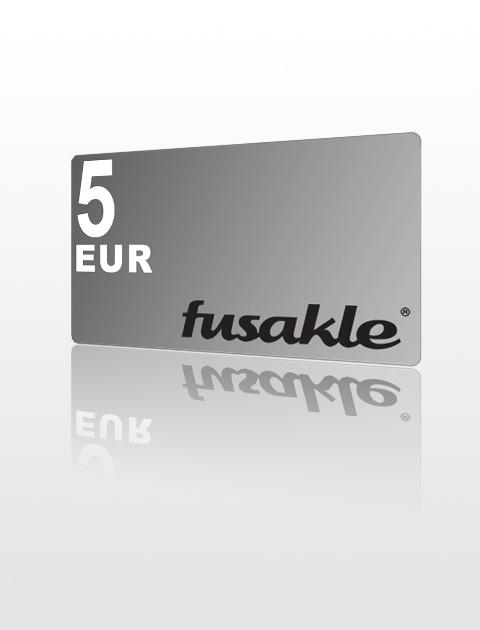 5 EUR poukážka do Fusakle