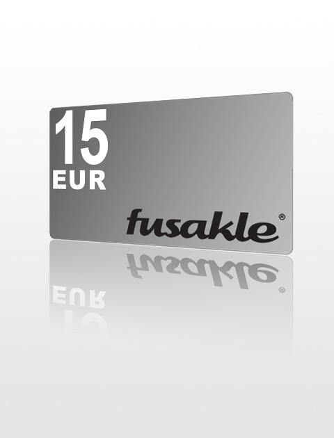 15 EUR poukážka do Fusakle