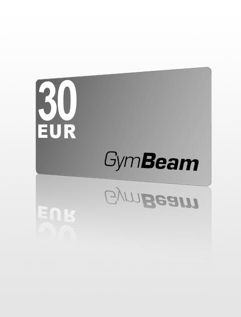 30 EUR Poukážka do GymBeam