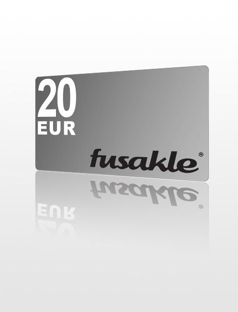 20 EUR poukážka do Fusakle