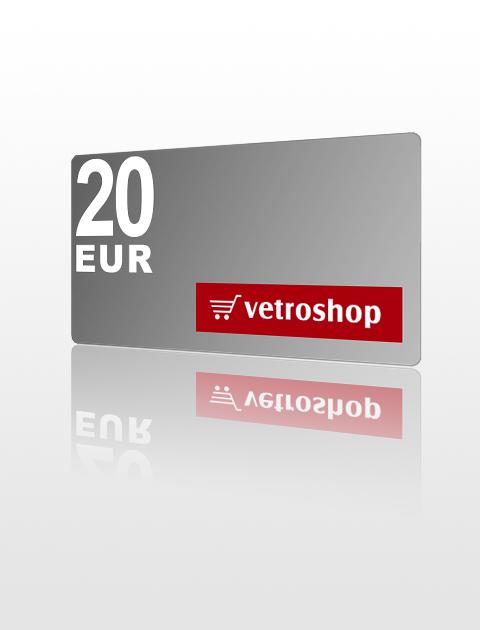 20 EUR poukážka do vetroshop